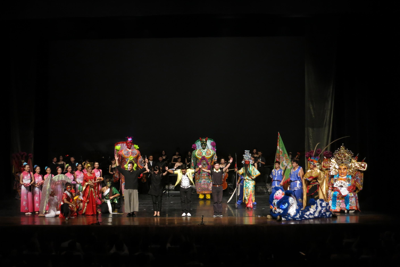 台灣藝陣交響樂-永恆的生命1